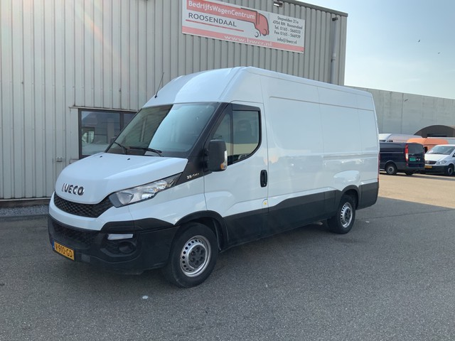 Iveco Daily 35S13V 2.3 352 H3 L Airco ,Cruise,3 Zits ,Trekhaak 3500 kg