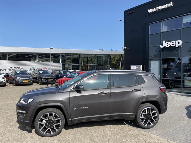 Jeep Compass 1.3T 150PK DDCT LIMITED AUTOMAAT