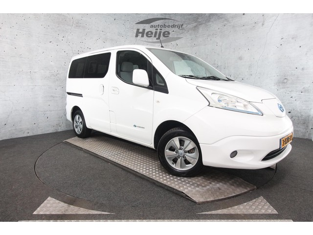 Nissan e-NV200 Evalia Connect Edition 22 kWh 5-persoons | Airco | Achteruitrijcamera