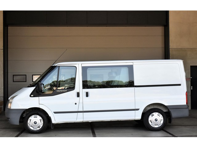 Ford Transit 280M 2.2 TDCI SHD DC Dubbele Cabine