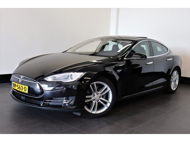 Tesla Model S 70 320 PK | AUTOPILOT | PANO-DAK | NEXT.GEN | 53.000 KM! | € 37.950,- Ex.