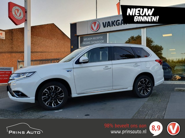 Mitsubishi Outlander 2.0 PHEV instyle | CAMERA | PDC