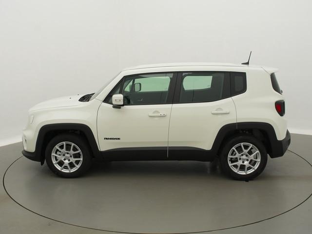 Jeep Renegade 1.3T 150PK DDCT LONGITUDE   AUT   CLIMA
