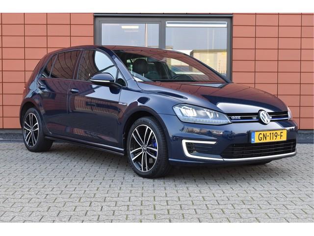 Volkswagen Golf 1.4 TSI GTE Leder Trekhaak DAB Camera € 14.450,- Excl.BTW
