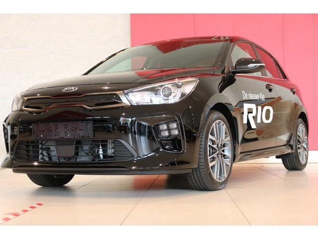 Kia Rio 1.0 T-GDi MHEV GT-LINE |NIEUWE FACELIFT NU TE BESTELLEN IN ROTTERDAM !! | 7 jaar fabrieksgarantie tot 150.000 km