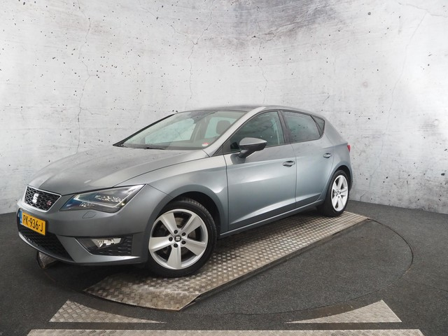 Seat Leon 1.8 TSI FR Business | Full-map Navi | Stoelverwarming | Climate Control