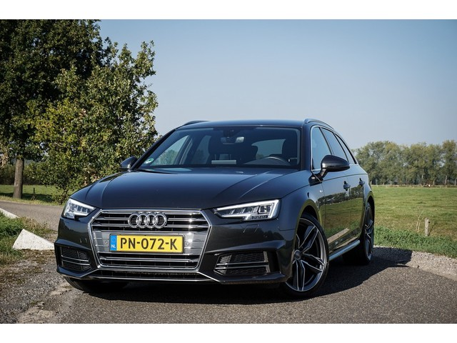 Audi A4 Avant 2.0 TDI Design Pro Line Plus | S-line | Virtual cockpit | Gr. navi | Sportstoelen