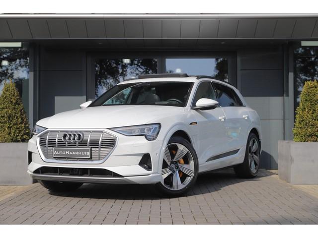 Audi e-tron 55 Quattro | Ex. BTW | 4% Bijtelling | Pano | B&O | Tour Pakket | 360 cam