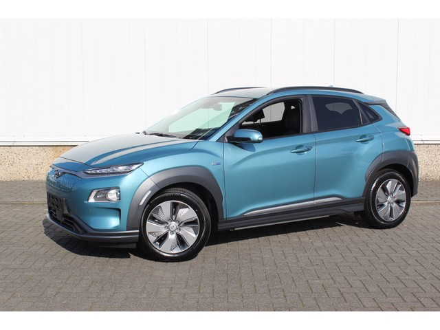 Hyundai Kona Premium EV 204pk 2WD Aut. UIT VOORRAD LEVERBAAR