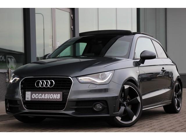Audi A1 1.4 TFSI S-Tronic | S-Line | 185PK | Pano. Dak