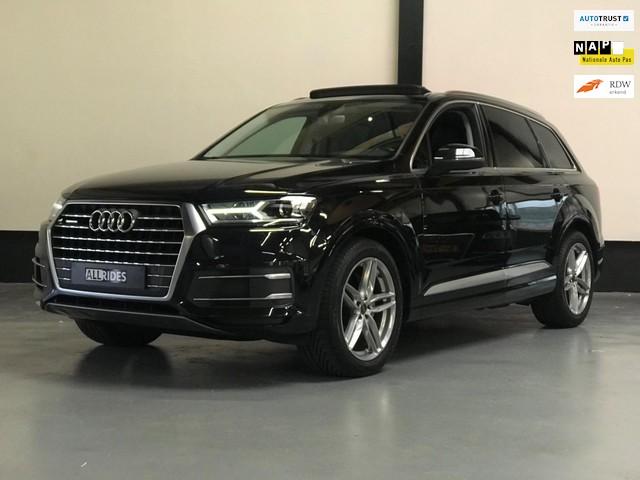 Audi Q7 3.0 TDI ultra quattro Pro Line S | panoramadak | Drive select