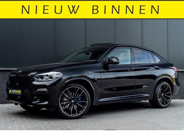 BMW X4 xDrive30i M-pakket Panodak ACC Head-up Leder 360Camera Trekhaak