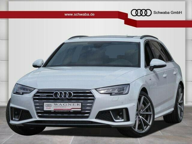 Audi A4 Avant 45 TFSI quattro Launch edition Sport Nieuwprijs € 81.600,-  Full Option  Matrix  Pano  B&O  Virtual  Headup