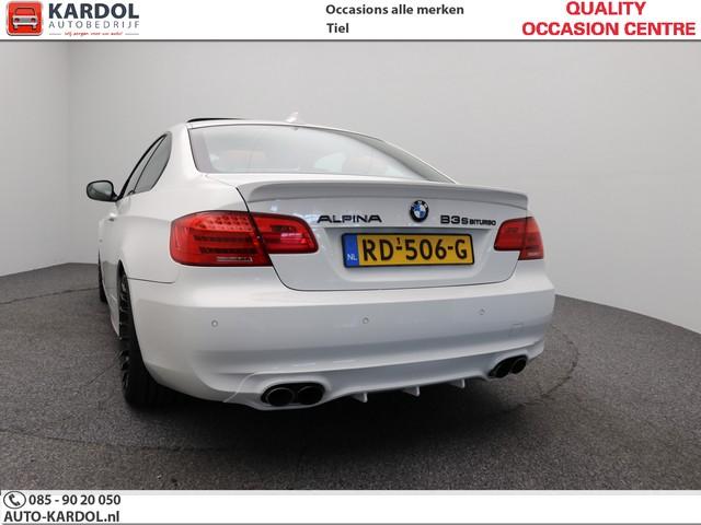 Alpina BMW ALPINA B3 S BITURBO COUPE ALLRAD B3S BIturbo   Inclusief Beurt + APK