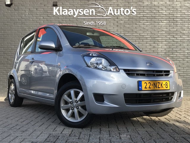 Daihatsu Sirion 2 1.3-16V Supreme | 2e eigenaar | dealer onderhouden | airco| lichtmetalen velgen | 69.000 KM