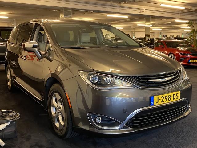 Lancia Voyager Plug-in Hybrid Limited 25% DEMO-KORTING