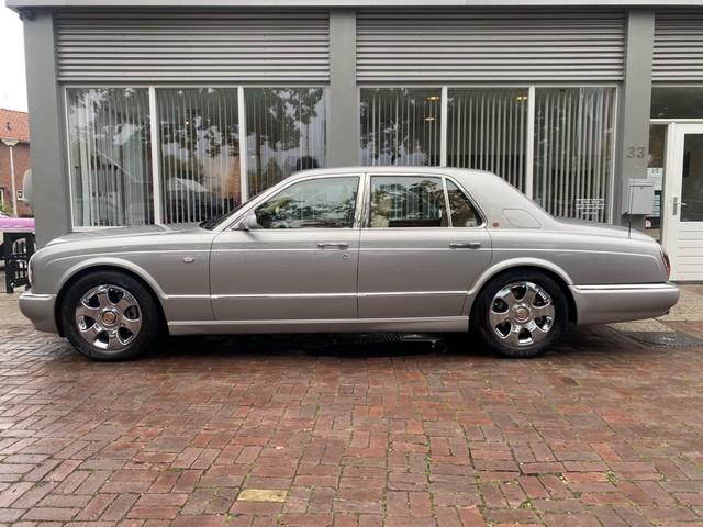Bentley Arnage 6.8 V8 Red Label YOUNGTIMER Schuifdak,Xenon Automaat,Navi 2e eigen Lage km Nap vol optie