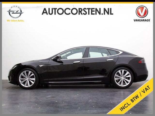 Tesla Model S 70D (Inc. Btw) New-Model! AutoPilot! 4WD Navigatie Next-Gen-Seats Navigatie Spotify Leder 19