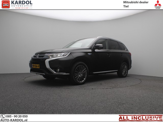 Mitsubishi Outlander 2.0 PHEV instyle | Rijklaarprijs