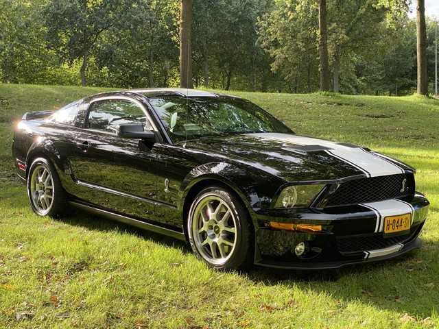 Ford USA Mustang 5.4 V8 Shelby GT500 Aut. UNIEK