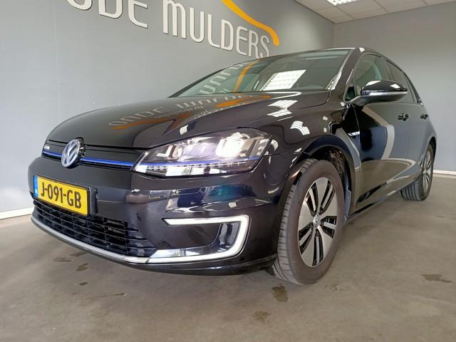 Volkswagen e-Golf e-Golf |Prijs Excl. BTW| Cruise Snellader Warmtepomp |4% bijtelling|