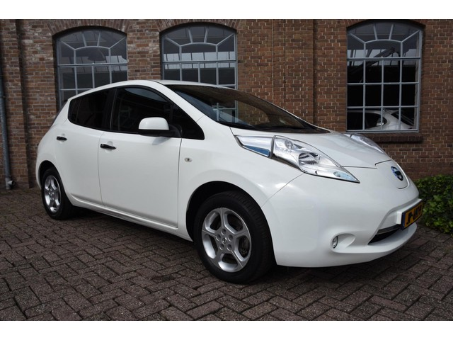 Nissan Leaf 30 kWh 2016 *53.665KM* Navigatie Camera Climate control Cruise Org. NL N.A.P.
