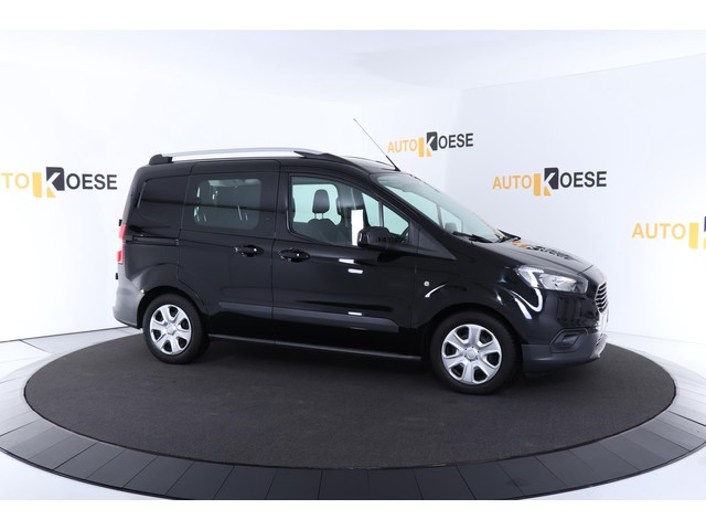 Ford Tourneo 1.0 Trend 100 5-PERS AIRCO 2x SCHUIFD.