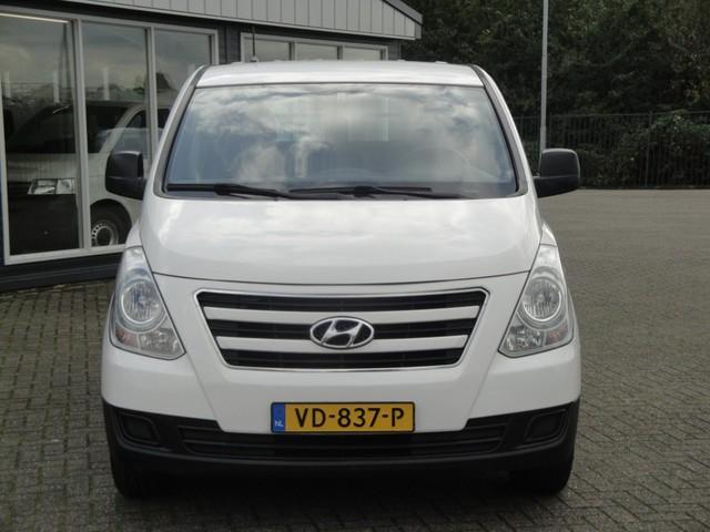 Hyundai H300 2.5 CRDI 100KW 136PK DUBBELE SCHUIFDEUR