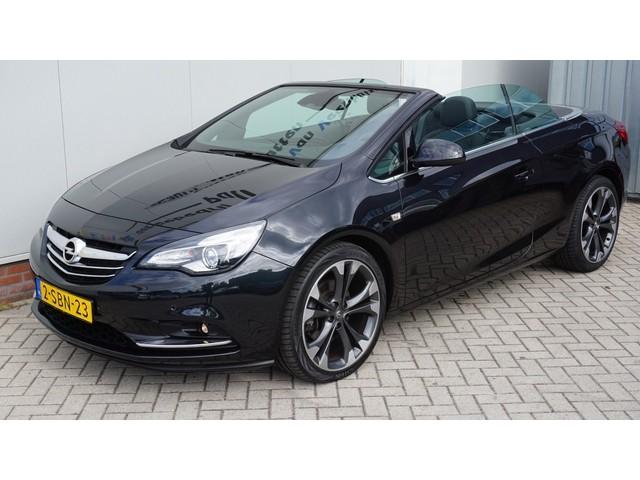 Opel Cascada 1.4 Turbo 140pk Cosmo Half Leder 20inch LM Navi Elek.pakket 60888km *NL auto*