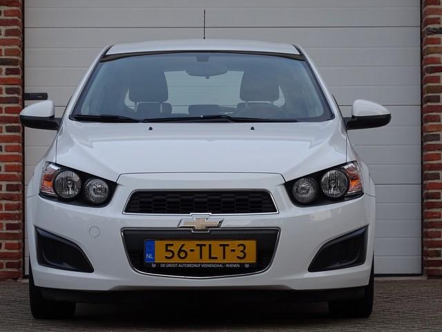 Chevrolet Aveo 1.2 LT Airco, Cruise Control, AUX USB, Bluetooth