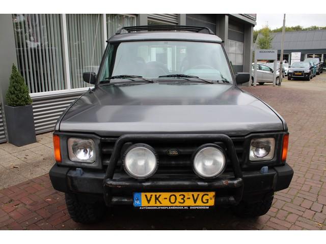 Land Rover Discovery 2.5 TDI 4X4 Grijs kenteken, Trekhaak Marge auto Apk 08-2021