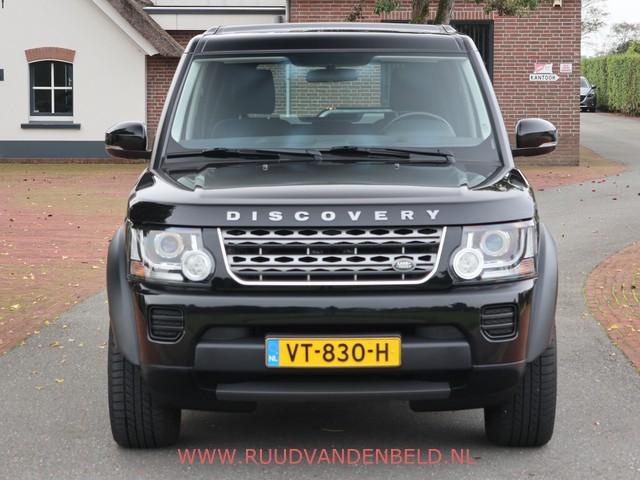 Land Rover Discovery 3.0 TDV6 SCHUIFDAK TREKHAAK GRIJS-KENTEKEN!