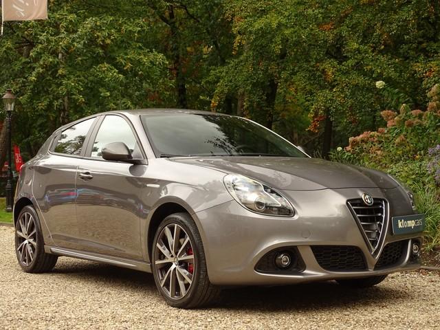 Alfa Romeo Giulietta 1.4 T Sprint MA 18inch Stoelverw 1eEig. UniekeKms!