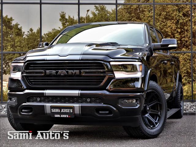 Dodge Ram 1500 NIGHT EDITION | PRIJS MET LPG EN DEKSEL | 36 MAAND GARANTIE | COMPLETE PRIJS | ALP ADVANCED SAFETY GROUP | ALC | PANO DAK |