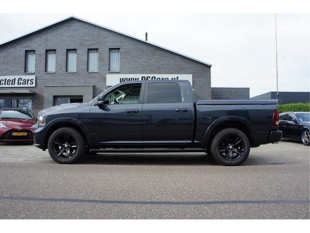 Dodge Ram 1500 5.7 V8 Hemi Sport Black Ops Lage Bijtelling BPM vrij !! Bel 0615139231 voor een afspraak !