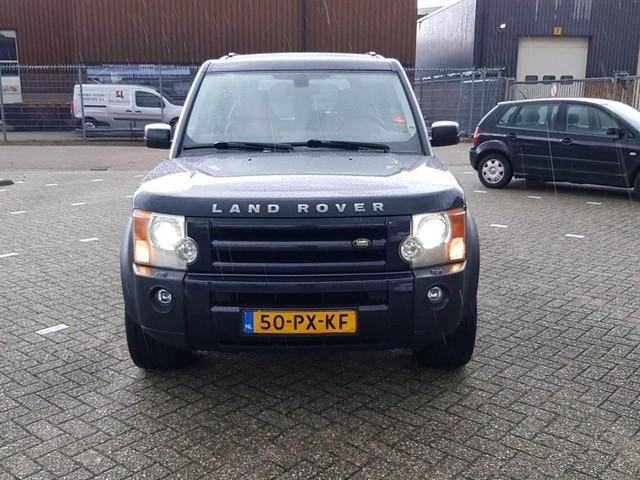 Land Rover Discovery 2.7 TdV6 HSE Leder Navi Xenon Schuifdak Nieuwe motor