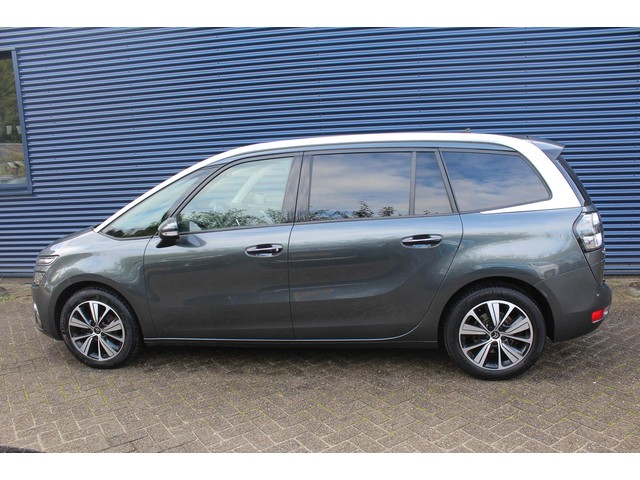 Citroen Grand C4 Spacetourer 1.6 BlueHDi 120pk Business TREKHAAK l LCD SCHERMEN ACHTER l SCHUIFDAK