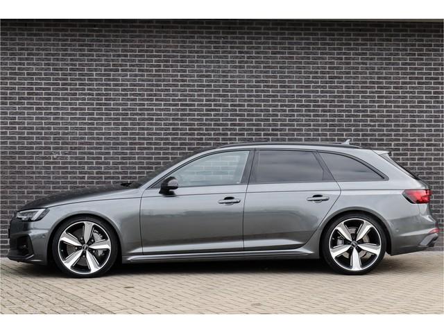 Audi RS4 Avant 2.9 TFSI quattro | Gar. tm 2023 | Keramische schijven | Carbon | Alcantara sportstuur | Virtual cockpit |