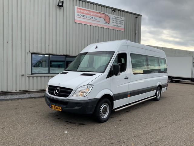 Mercedes-Benz Sprinter 311 2.2 CDI 432 HD Automaat Airco,Cruise,Rolstoel Lift ,Pers 8 in in
