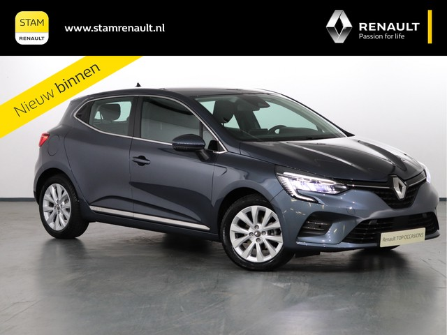 Renault Clio TCe 100pk Intens Camera, Easy-link, Climate, Cruise, Lichtm. velg.