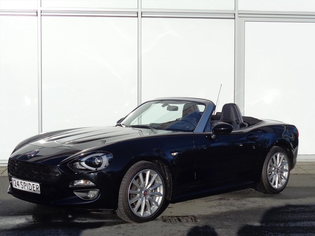 Fiat 124 1.4 TURBO 140PK LUSSO | ECC | NAV | CAMERA | NETTO DEAL € 32.900