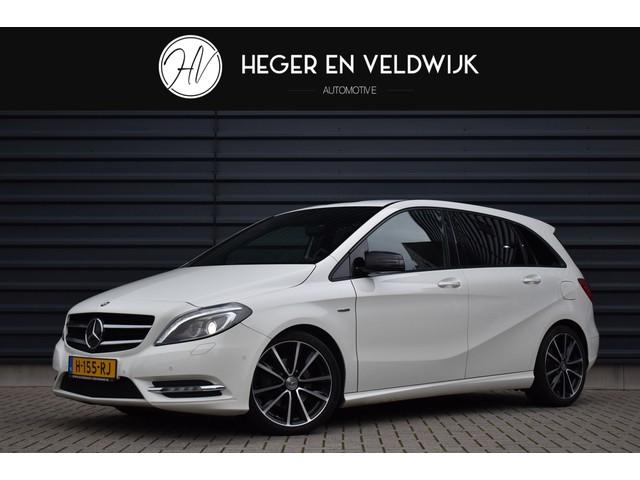 Mercedes-Benz B-Klasse 180 AMBITION 123PK | XENON - LED | CAMERA | HALF-LEDER | NAVIGATIE