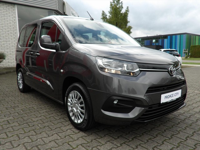Toyota PROACE CITY Verso 1.2T automaat 130 pk Professoinal