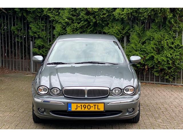 Jaguar X-Type 2.0 V6 Executive Automaat, 1e Eig, Youngtimer, 69.424km, NAP Car-Pass!