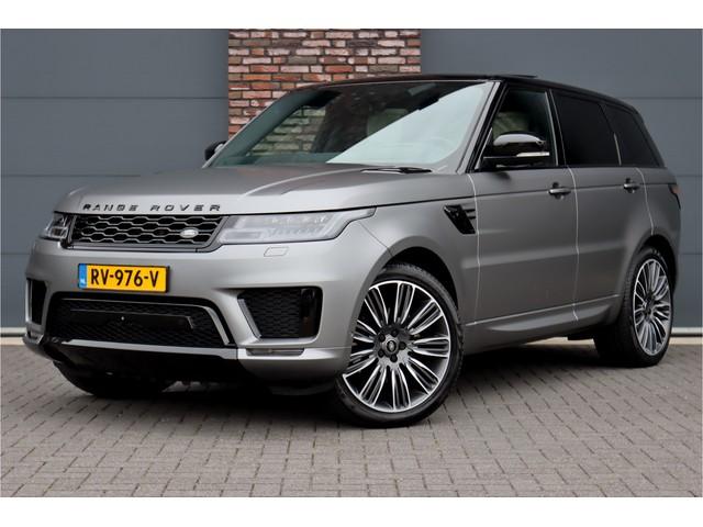 Land Rover Range Rover Sport 3.0 SDV6 Autobiography Dynamic Aut8,306 PK, Luchtvering, Adap. Cruisecontrol, Panoramadak, Massage, Voorverwarming, Stoel-verwar