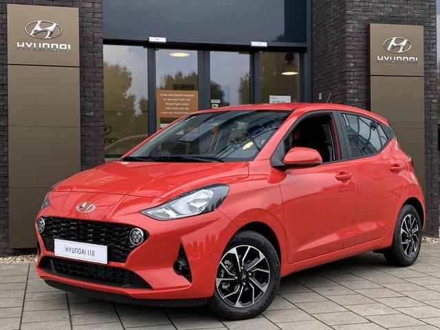 Hyundai i10 1.0 Comfort | NAVIGATIE | SMART PACK | CAMERA | LM Velgen |