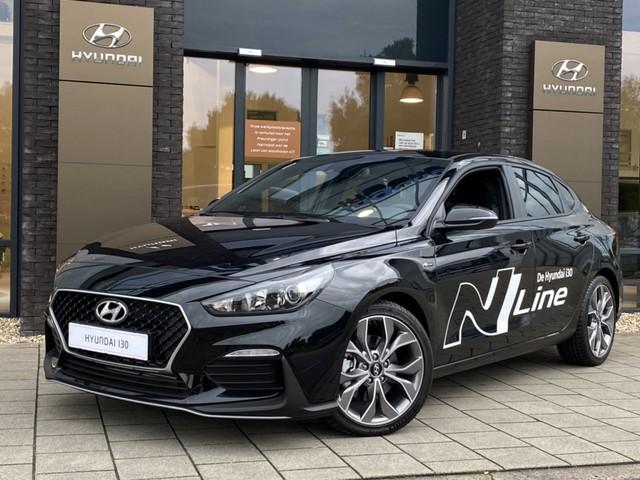 Hyundai i30 Fastback 1.4 T-GDI N Line | AUTOMAAT | NAVIGATIE | DIRECT LEVERBAAR |