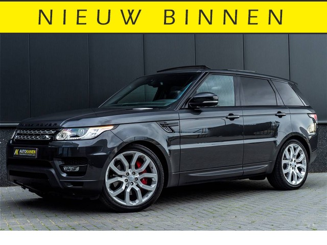 Land Rover Range Rover Sport 3.0 SDV6 HSE Dynamic GRIJS KENT. Panodak Luchtv. Meridian 22