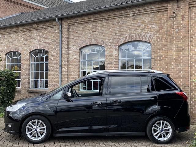 Ford Grand C-Max 1.0 125 PK ECOBOOST *7 persoons* Navigatie, ECC Clima, Cruise control, Trekhaak etc.