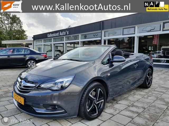 Opel Cascada 1.4 Turbo Cosmo, Stoel+Stuurverwarming, PDC V+A